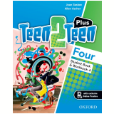 Teen2teen Plus 4 Student Book Pack -