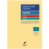 C�digos 3 em 1 (Ebook) - Editoria Jur�dica da Editora Manole