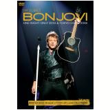 Bon Jovi Em Dobro - One Night Only 2010 E Tokyo Dome 2008 (DVD) - Bon Jovi