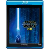 Star Wars: O Despertar da Força - (3D) (Blu-Ray) - Vários (veja lista completa)