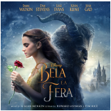 A Bela e a Fera - Beauty And The Beast - OST (CD) -
