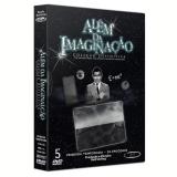 Além da Imaginação - 1º Temporada Completa (DVD) - Vários (veja lista completa)