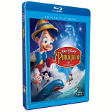 Pinóquio - Edição Platinum (Blu-Ray) - Hamilton Luske (Diretor), Ben Sharpsteen (Diretor)