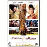 Maldição da Flor Dourada, A (DVD) - Chow Yun-Fat