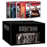 Família Soprano - A Coleção Completa (DVD) - Vários (veja lista completa)