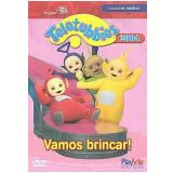 Teletubbies - Vamos Brincar - Volume 6 (DVD) - Paul Gawith (Diretor), Vic Finch (Diretor), Andrew Davenport (Diretor)