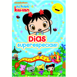 DVD - Ni Hao Kai - Lan Dias Superespeciais - Vários ( veja lista completa ) - 7890552104546