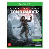 Rise Of The Tomb Raider (Xbox One) -