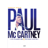Paul McCartney - Especial Duplo (DVD) - Paul McCartney