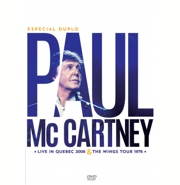 Paul McCartney - Especial Duplo (DVD)