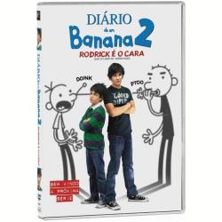 DVD - Diário de Um Banana 2 - Vários ( veja lista completa ) - 7898512978619