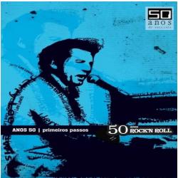 DVD - 50 Anos De Rock - Anos 50, Primeiros Passos - 7898404533636
