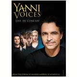 Yanni Voices - Live In Concert (DVD) - Vários Artistas