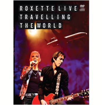 Travelling The World - Roxette - Live (CD) + (DVD)