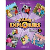 Young Explorers 2 Class Book -