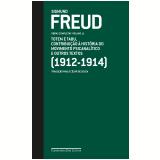 Freud (1912-1914) Totem e tabu, Contribui��o � hist�ria do movimento psicanal�tico e outros textos (Ebook) - Sigmund Freud
