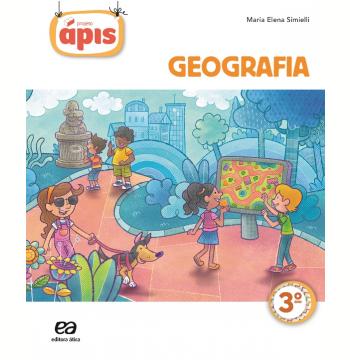 Projeto Ápis - Geografia - 3º Ano - Ensino Fundamental I