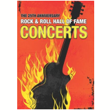 Box 25th Anniversary Rock & Roll Hall Of Fame Concerts (DVD) - Vários Artistas