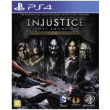 Injustice - Ultimate Edition (PS4) -