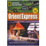 Footprint Reading Library - Level 8  3000 C1 - The Orient Express - British English + Multirom - Rob Waring