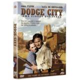 Dodge City- Uma Cidade Que Surge. (DVD) - Michael Curtiz  (Diretor)