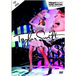 DVD - Taylor Swift - Heart Radio Music Festival 2014 ( Cd + Dvd ) - Taylor Swift - 7898587240994