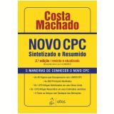 Novo Cpc - Antônio Cláudio da Costa Machado
