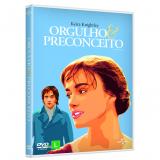 Orgulho e Preconceito (DVD) - Vários (veja lista completa)