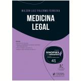 Medicina Legal (Vol. 41)