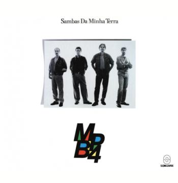 MpB4 - Sambas da Minha Terra (CD)