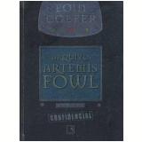 Arquivo Artemis Fowl - Eoin Colfer