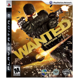 Wanted: Weapons of Fate (PS3) -