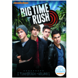 Big Time Rush 1� Temporada Volume 1 (DVD) - V�rios (veja lista completa)