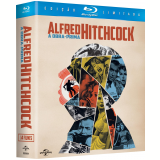 Cole��o Alfred Hitchcock - The Masterpiece Collection (Blu-Ray) - Alfred Hitchcock, James Stewart