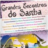 Grandes Encontros Do Samba (CD) - Vários