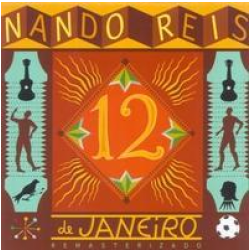 CDs - Nando Reis - 12 De Janeiro - Remasterizado - Nando Reis - 685738629923