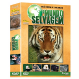 Box O Mundo Selvagem (DVD) - Chris Merril Joan Ross