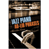 Jazz Piano Ad-Lib Phrases (Ebook) -