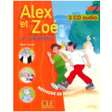 Alex Et Zoe Et Compagnie 2 - 3 CD´S Classe - Collectif