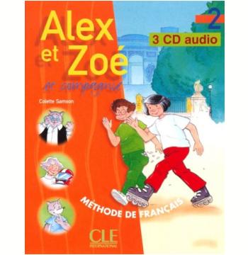Alex Et Zoe Et Compagnie 2 - 3 CD´S Classe