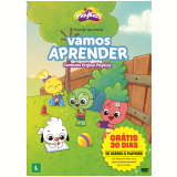 PlayKids - Vamos Aprender (DVD) -