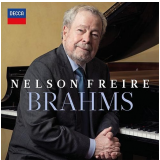 Nelson Freire - Brahms (CD)