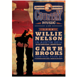 Willie Nelson 2014 e Garth Brooks 97 (DVD) - Willie Nelson E Garth Brooks
