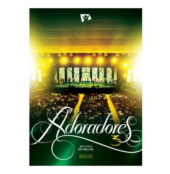 Adoradores 3 - Digipack (CD) + (DVD)