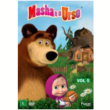 Masha e o Urso - Vol. 05 (DVD) -