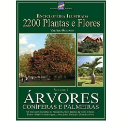 �rvores Con�feras e Palmeiras (Vol.1)