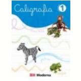 Caligrafia Vol. 1 - Editora Moderna