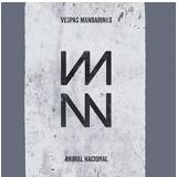 Vespas Mandarinas - Animal Nacional (CD) - Vespas Mandarinas