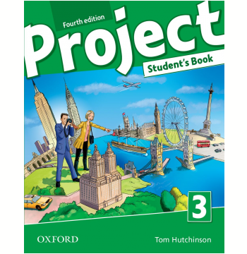 Project 3 Student Book - Fourth Edition