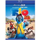 Rio (blu-ray 3d) (Blu-Ray) - Anne Hathaway